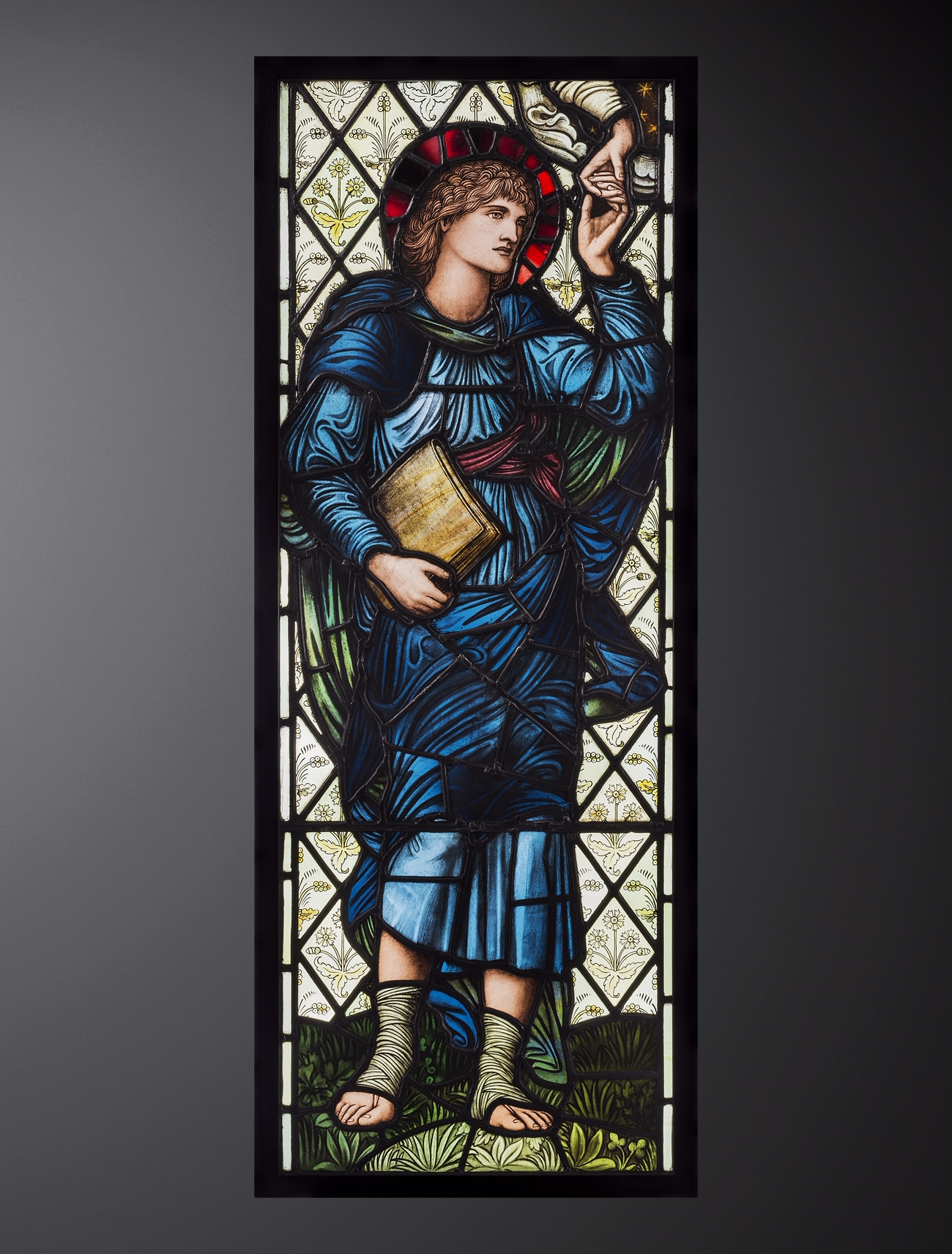 Enoch, Edward Burne-Jones, 1874